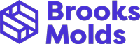 Brooks Molds – Hand crafted molds for cast polymer manufacturers Logo